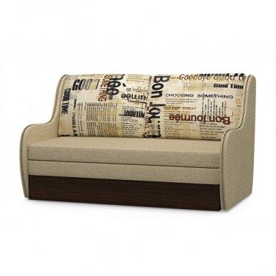 Miegamasis dvigulis fotelis JUNIOR