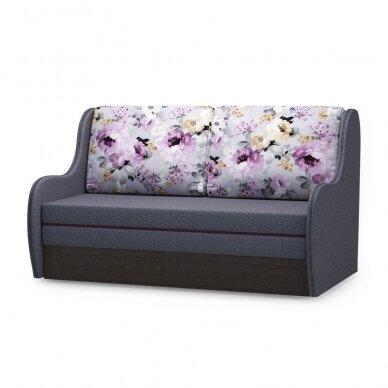 Miegamasis dvigulis fotelis JUNIOR 3