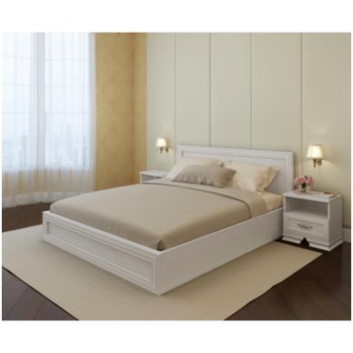 Miegamojo lova STEFANI 1600 (be čiužinio)