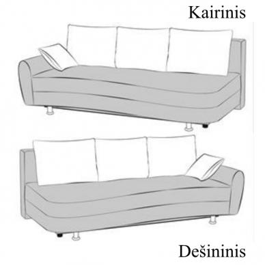 Sofa-lova FORTŪNA 11